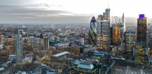 man and van London view